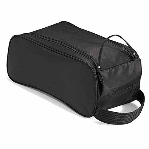 Quadra - sac de voyage pour chaussures - QD76 - coloris noir