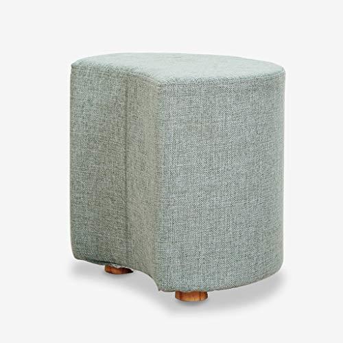 WJS Sofa Paresseux personnalité créatrice Tabouret de Chaise Simple Loisirs de Plein air Chaise Paresseux Amovible et Lavable (Couleur : Green)