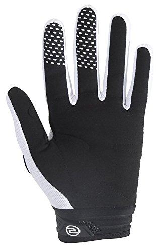 Seibertron Herren Handschuhe Dirtpaw Race Fahrrad Handschuhe sporthandschuhe für Radsport MTB Mountainbike Outdoor Sport Bike Gloves (weiß, M) - 4