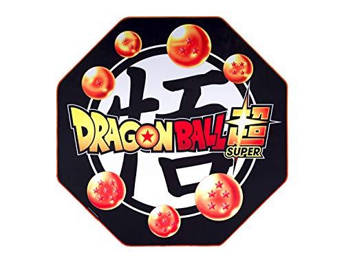 Rutschfeste Spielerbodenmatte - Dbz Dragon Ball Super offizielle Lizenz - Zum Schutz des Bodens Bei Der Verwendung von Spielsitzen