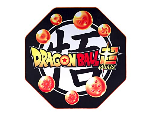Subsonic - Alfombra antideslizante para gamers DBZ, Licencia oficial de Dragon Ball Super (PS4)