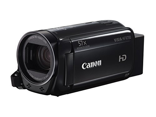 Our #3 Pick is the Canon Vixia HF R700 Camcorder