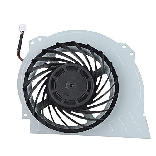 Ventilador de refrigeración, conector de 3 clavijas Ventilador de refrigeración externo, ventilador de refrigeración de juegos Disipador de calor de repuesto Anticorrosión Resistente al desgaste Refri
