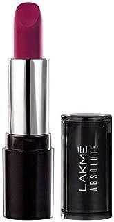 Lakmé Absolute Matte Revolution Lip Color, 205 Mauve Me, 3.5 g