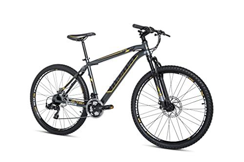 Moma Bikes GTT27.5-5.0 BIGTT527G20, Unisex-Adult, Gris, L-XL (1.80-2m)