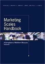 Marketing Scales Handbook, Volume III: A Compilation of Multi-Item Measures (Marketing Sales Handbooks)