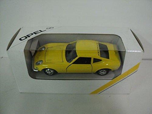 Negro 1:43 Diecast Modelo Coche por gama Original Opel Astra F Cabrio