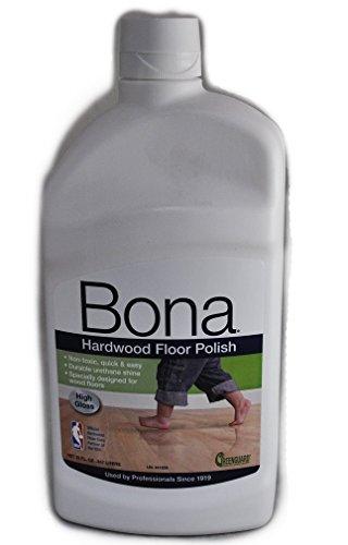 Bona Hardwood Floor High Gloss Polish