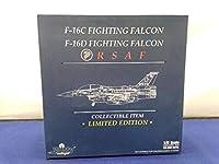 現状品 witty wings ウイッティ ウイングス F-16D FIGHTING FALCON 1:72 WTW-72-011-007 ファイティングファルコン