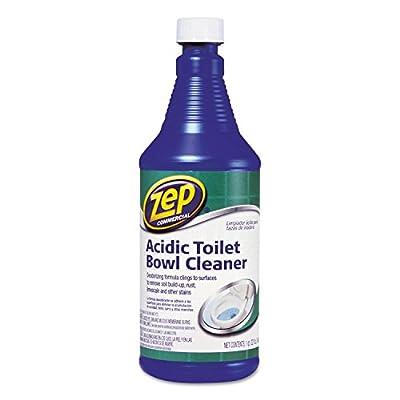 Zep Commercial 1046423 Acidic Toilet Bowl Cleaner, 32 oz Bottle