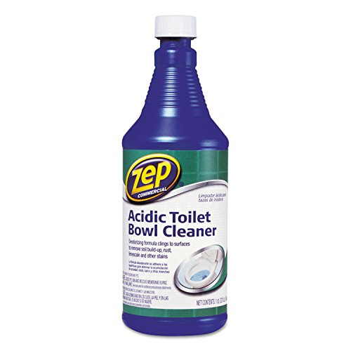 Zep Commercial 1046423 Acidic Toilet Bowl Cleaner, 32 oz Bottle
