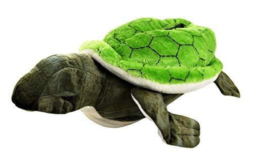 Alb Trade Witzige Tierhausschuhe Plüsch Hausschuhe Schildkröte (43/44 EU)