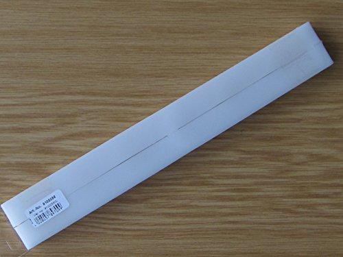 Hettich Führungsschienen für Schubkästen/Schubladen mit 17 mm Nut, 16 x 19 x 268 mm, 2 Stück, 9100056