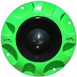 XPL XTW2521 XTW 2521 driver a compressione tweeter verde 100 watt rms 200 watt max per uso spl dj auto casa impedenza 4 ohm 105 db 1 pezzo