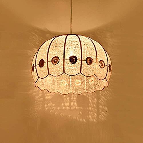 RONGW JKUNYU Colgante de Luces, Restaurante Comedor lámpara de Mesa, Dormitorio de la lámpara del Pasillo Sala de Barras LED de la lámpara Iluminación Colgante (Color : A2)