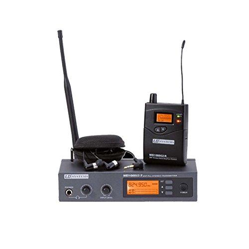 Ld systems LDMEI1000G2 - Mei-1000g2 sistema de monitoraje inalámbrico in-ear