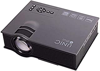 UNIC UC46 LCD and LED 800x480 Portable Projector