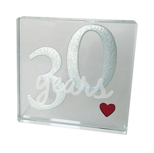Spaceform Jeton miniature perle mariage anniversaire 30 ans 1949