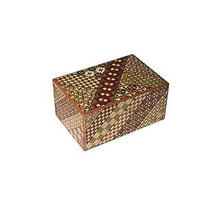 Japanese Puzzle Box 36+1steps Koyosegi