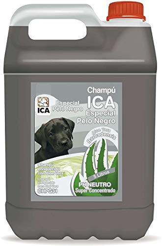 Ica chpg31 speciale shampoo haar zwart met aloë vera voor honden