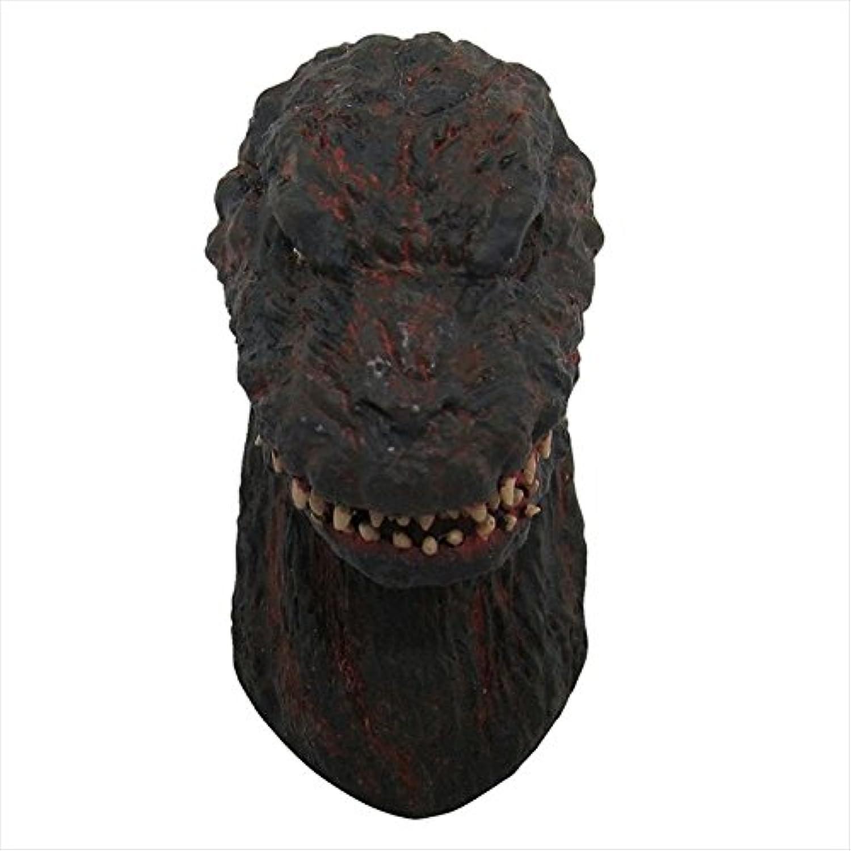 Godzilla & thin Godzilla real mask magnet collection