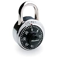 Target.com deals on Master Lock 1-7/8-inch Black Dial Combination Padlock