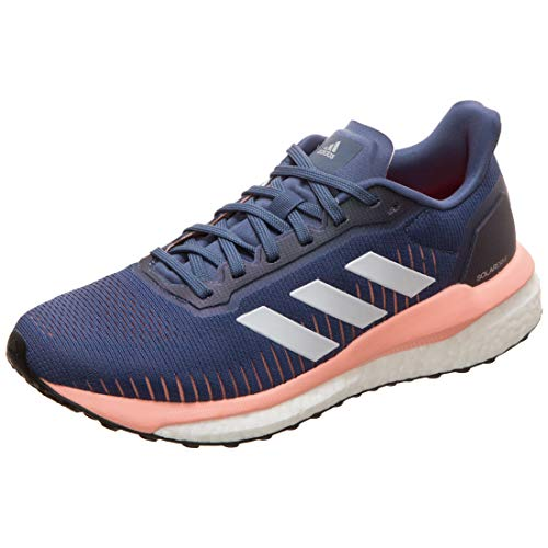 adidas Solar Drive 19 W Zapatillas de Running Mujer Azul, 36