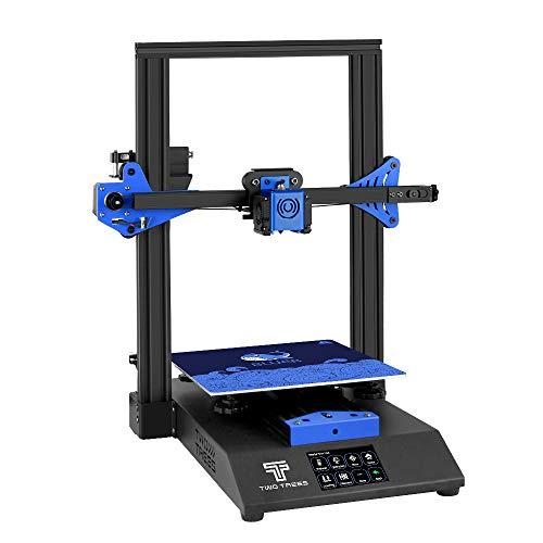 Risegun Impresora 3D - Impresora 3D de Alta precisión Pantalla táctil a Color de 3,5 Pulgadas Apagar Reanudar impresión UE