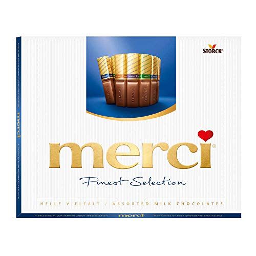 Storck Merci Milk Selection 250g