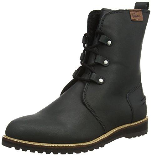 Lacoste Damen Baylen 4 Chukka Boots, Schwarz (BLK 024), 36 EU