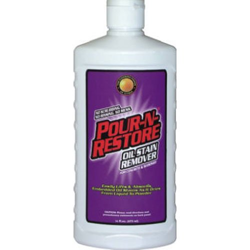 EDGEWATER INDUSTRIES PNR16OZ-08 16 oz Oil Stain Remover