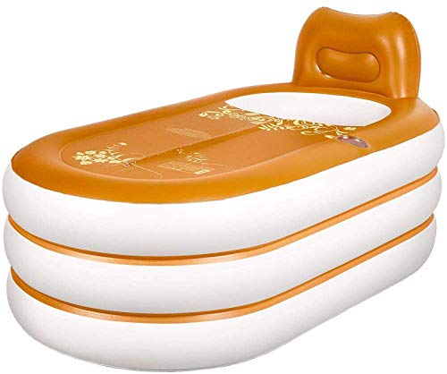 Piscine Gonflable Paddling Pools Hot Tub Bathtub Eco-Friendly Household Leather Adult Bath