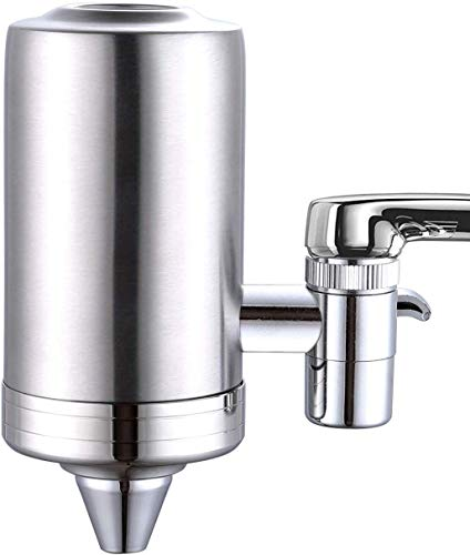 Faucet Filtro de Agua, Purificador de Agua del Grifo, BONKEEY Dispositivo para Hogar de Purificación,…