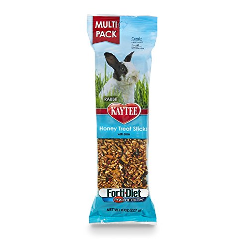 Kaytee Treat Stick Honey Flavor - Rabbit 8 oz