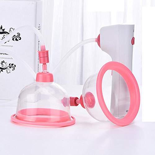 Elektrische Vakuumsauger Vakuum Massagegerät für Brust Enlarger Brustvergrößerung Bust Developer Körper Hautstraffung Blutzirkulation Förderung