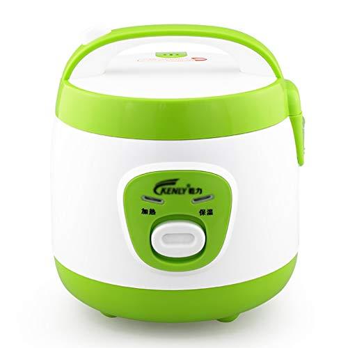 Reiskocher mikrowellen Reiskocher (2 Liter / 350W / 220V) Home Smart Isolation Qualität Innentopf Löffel Dampfer und Messbecher Mini Schlafsaal Kleingeräte können bis zu 2 Personen aufnehmen