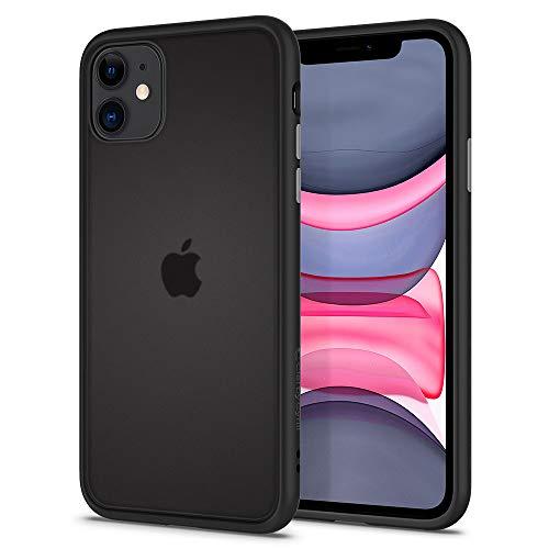 【Ciel by CYRILL】iPhone 11 ケース おしゃれ ストラップホール 耐衝撃 ポーチ付き Color Brick カラーブリック ACS00426 (ブラック)