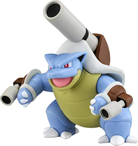 Takara Tomy Pokemon Monster Collection Moncolle EX ESP-14 Mega Blastoise Tortank Turtok