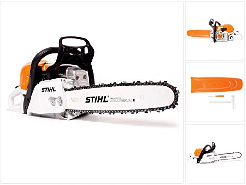 Stihl MS 311 Kettensäge / Motorsäge 4,2 PS mit 37 cm Schnittlänge + 36 RS Kette