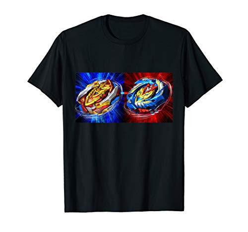 BEYBLADE BURST TURBO DOUBLE BEY T-Shirt