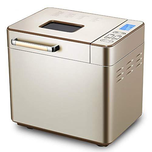 Blender Broodmachine, Snelle Broodmachine Met Lcd-display 3 Verbrande Kleuraanpassing, 58 Decibel Geen Geluid, Eenvoudig Te Bedienen, Gelijkmatig Bakken