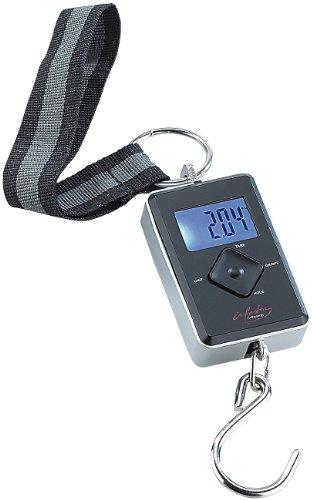 infactory Digitale Kofferwaage (0-35 kg) mit LC-Display