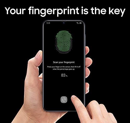 Samsung Galaxy A70 - Smartphone 4G (6,7 Zoll - 128GO - 6 GO RAM) - Schwarz - UK Version