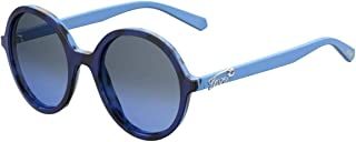 لوف موسكينو نظارات شمسية للنساء, رمادي