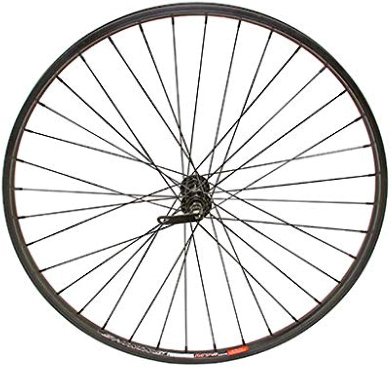 Black 27.5 Alloy Front Wheel 36 Spoke 14gBlack 3 8 Quick release axle