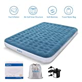Luftbett Deeplee Aufblasbare Luftmatratze 2 Person, Gästebett Doppelbett Inflatable Air Mattress...