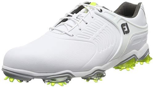Footjoy Herren Tour S Golfschuhe, Weiß (Blanco 55300), 45 EU