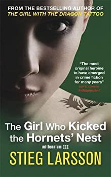 Paperback The Girl Who Kicked the Hornets' Nest Book