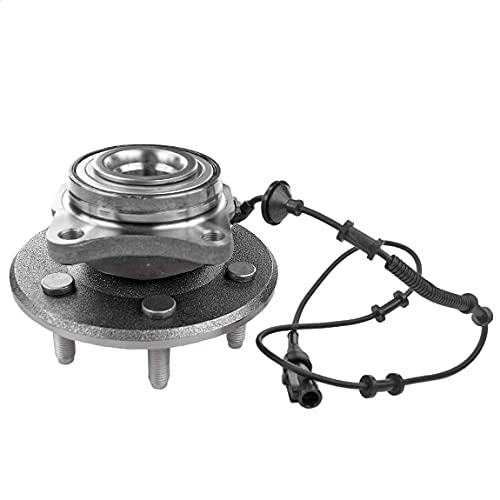 KEYOOG 1Pcs Rear Wheel Hub and Bearing Assembly For 2003 2004 2005 2006 Ford...