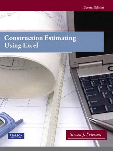 1 best construction estimating using excel 2nd for 2020